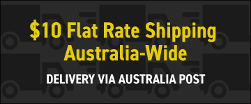$10 Flat Rate Shipping Australia-Wide