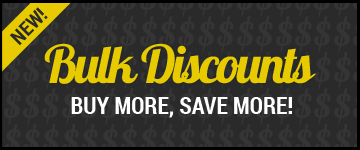 Bulk Discounts from The Jerky Shop